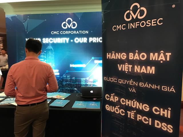 CMC InfoSec là một trong những đơn vị thành viên thuộc Tập đoàn CMC