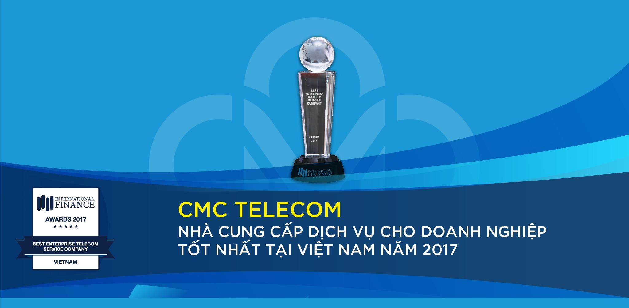 CMC TELECOM Gia tăng giá trị cho khách hàng
